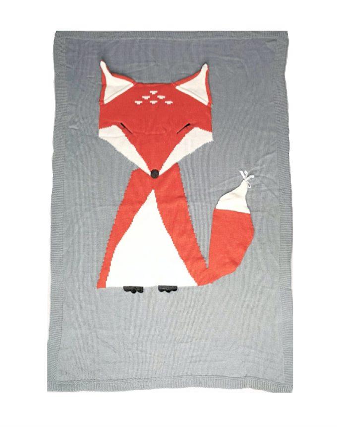 fox blanket 2