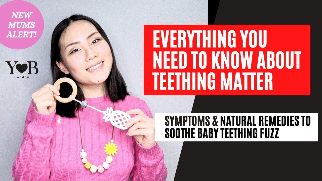 teething baby tip