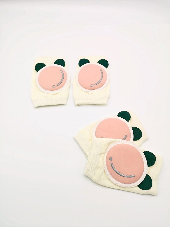 knee pads 2 peach