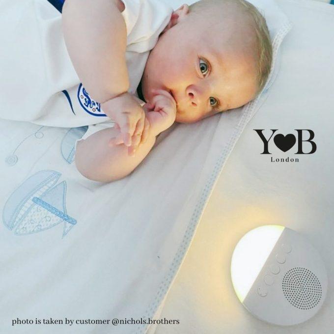 yb white noise machine