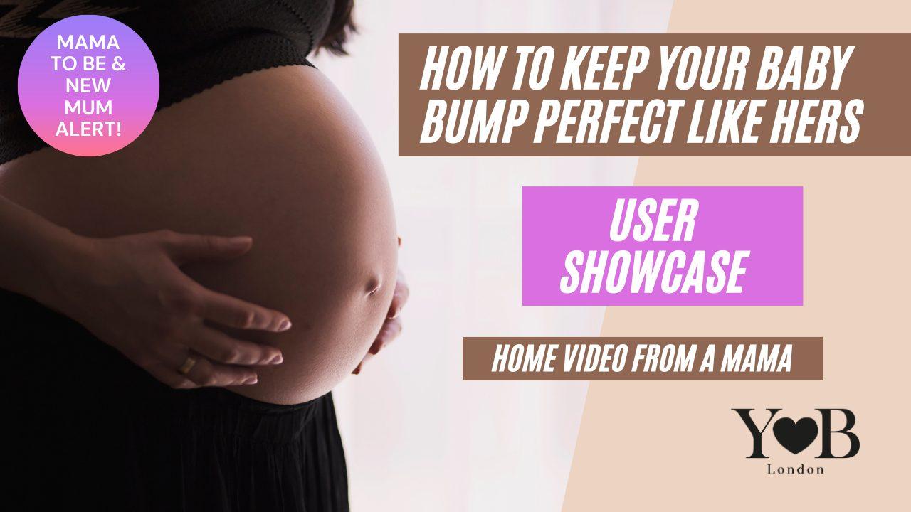 yb postpartum oil user review